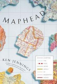 Maphead (Ken Jennings)